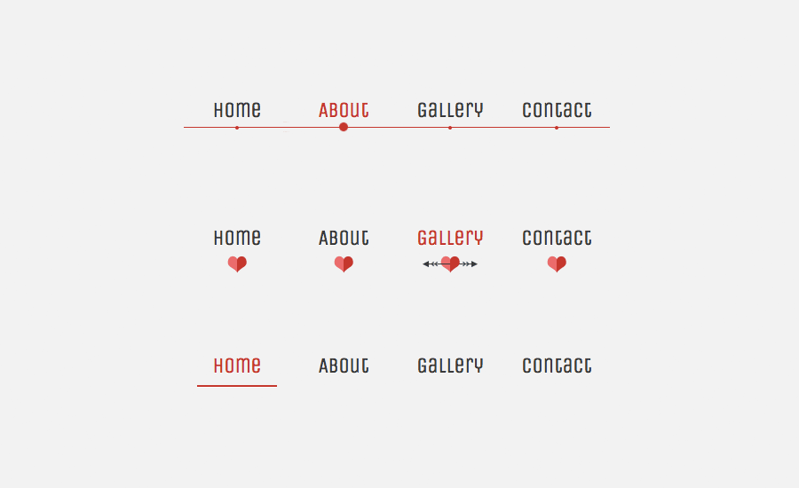Css-only Lavalamp-like Fancy Menu Effect – PEPSized