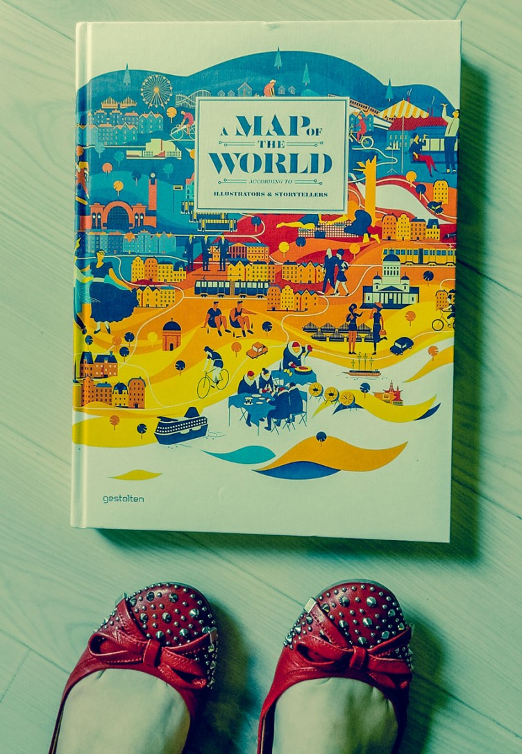 A map of the world a new book on my shelf pepsized a map of the world cover gumiabroncs Image collections