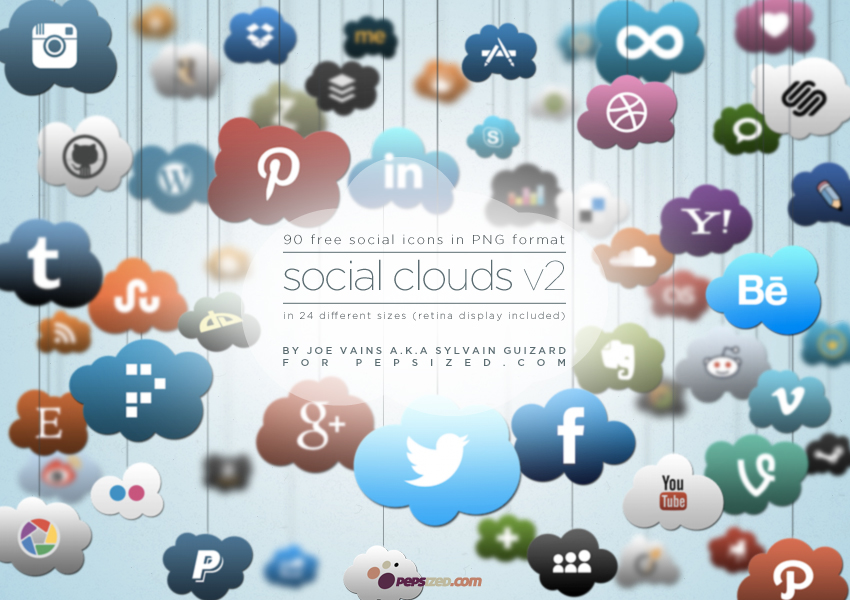 Social Clouds