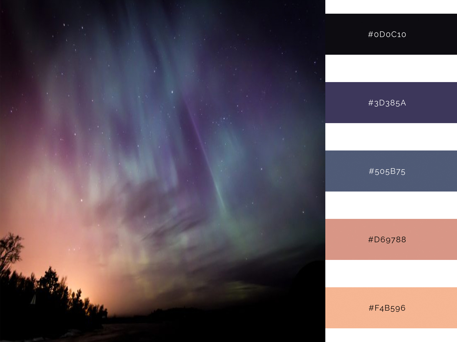 10 Free Color Swatches For Your Inspiration – PEPSized